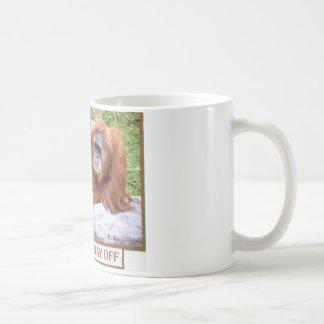 takin' the day off mug