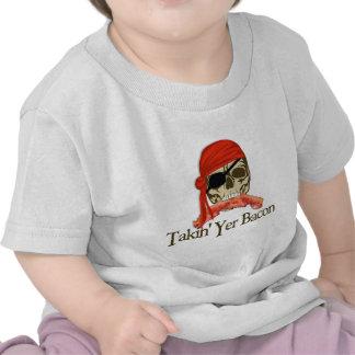 Takin Yer Bacon Shirts