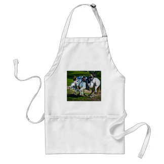 Taking A Bow Adult Apron