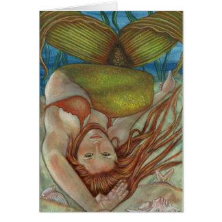 Taking a Break by Laurie Leigh Card