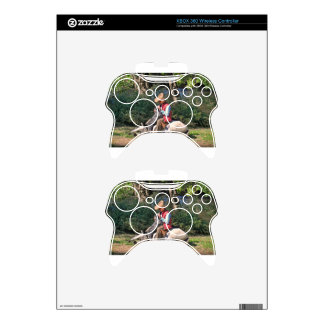 Taking A Break Xbox 360 Controller Decal