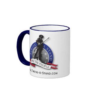 Taking A Stand Coffee Mug