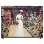 Taking a Stroll iPad Barely There Case