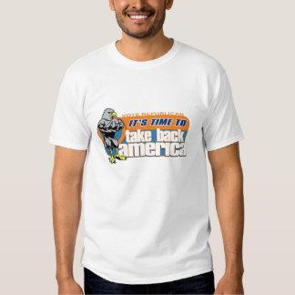 Taking Back America T-Shirt