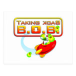 Taking Back B.O.B. Postcard