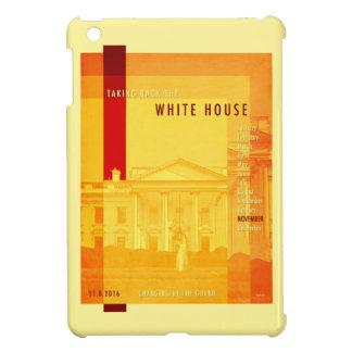 Taking Back The White House iPad Mini Covers