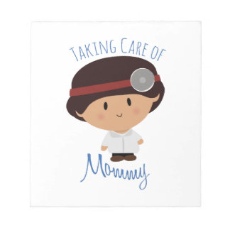 Taking Care Note Pads