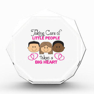 TAKING CARE OF LITTLE PEOPLE AWARD