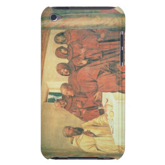 Taking Communion from the Life of St Benedict f Barely There iPod Covers
