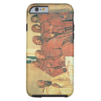 Taking Communion, from the Life of St. Benedict (f Tough iPhone 6 Case