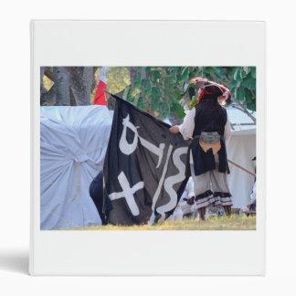 taking down pirate flag poster image binder