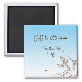 Taking Flight Save the Date Magnet