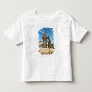 Taking Flight sculpture Toddler T-shirt