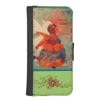 Taking Flight wallet case by Kelly Primitives