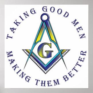 Taking Good Men Poster