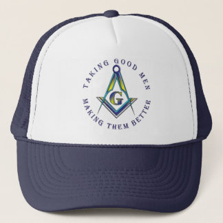 Taking Good Men Trucker Hat