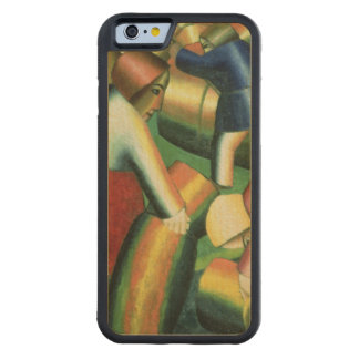 Taking in the Rye, 1912 Carved Maple iPhone 6 Bumper Case