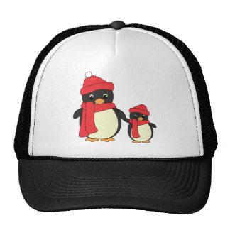 Taking Little Penguin for a Walk Mesh Hats
