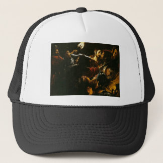Taking of Christ with the Malchus Episode c. 1620 Trucker Hat