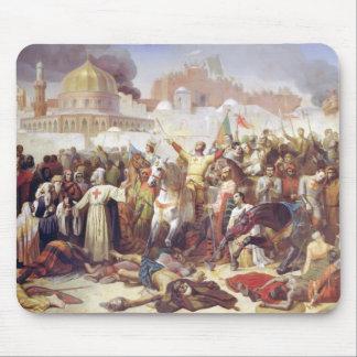 Taking of Jerusalem Mouse Pads
