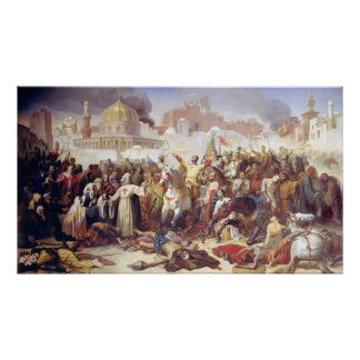 Taking of Jerusalem Poster