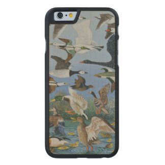 Taking Off 1996 Carved Maple iPhone 6 Case