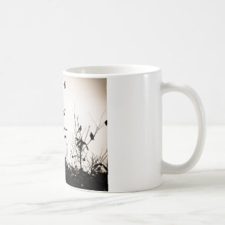 Taking Off Coffee Mug