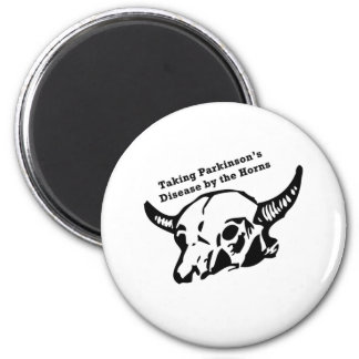 Taking Parkinson's Disease by the Horns Magnet