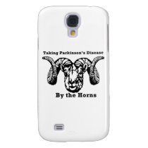 Taking Parkinson's Disease by the Horns Samsung Galaxy S4 Cover