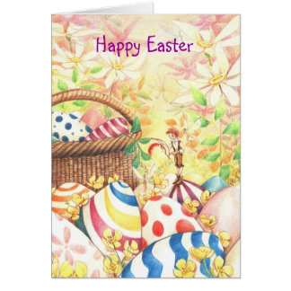 """""""Taking Stock for Easter"""" Card"""