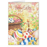 """""""Taking Stock for Easter"""" Note Card"""