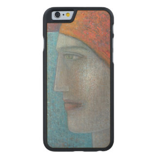 Taking the Plunge 2012 Carved® Maple iPhone 6 Slim Case