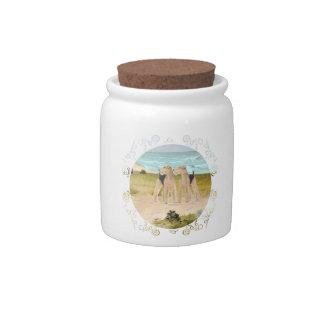 Taking the Sea Air Candy Jar