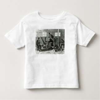 Taking virus from the calf toddler t-shirt