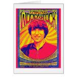 Taking Woodstock Greeting Card