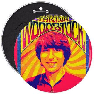 TakingWoodstockPoster Pin