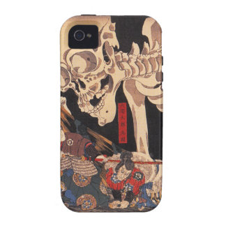 Takiyasha the Witch and the Skeleton Spectre Case-Mate iPhone 4 Cases