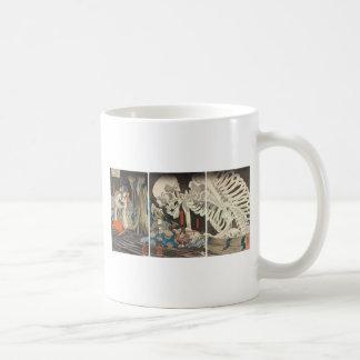 Takiyasha the Witch and the Skeleton Spectre Coffee Mug