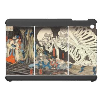 Takiyasha the Witch and the Skeleton Spectre ipad iPad Mini Cover