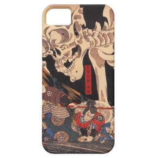 Takiyasha the Witch and the Skeleton Spectre iPhone 5 Case