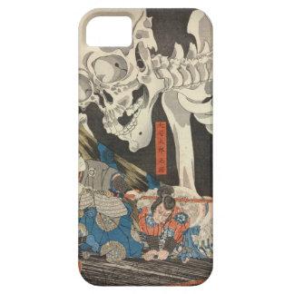 Takiyasha the Witch and the Skeleton Spectre iPhone SE/5/5s Case