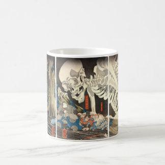 Takiyasha the Witch and the Skeleton Spectre mug