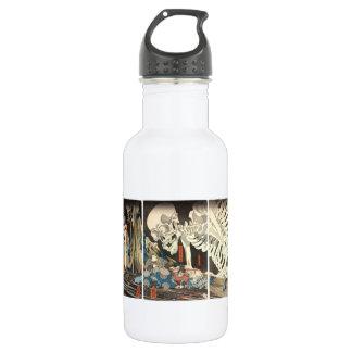 Takiyasha the Witch & the Skeleton Spectre bottle