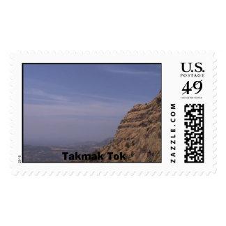 Takmak Tok Raigad Fort Postage