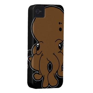 Tako (Brown) iPhone 4 Case