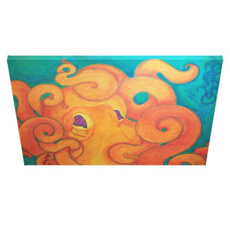 Tako Gallery Wrapped Canvas
