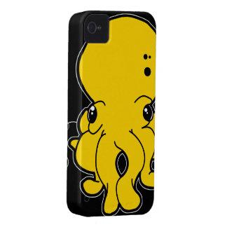Tako (Gold) iPhone 4 Case