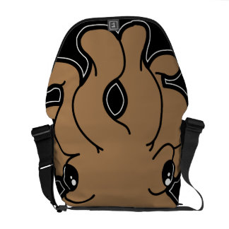 Tako (Tan) Messenger Bag
