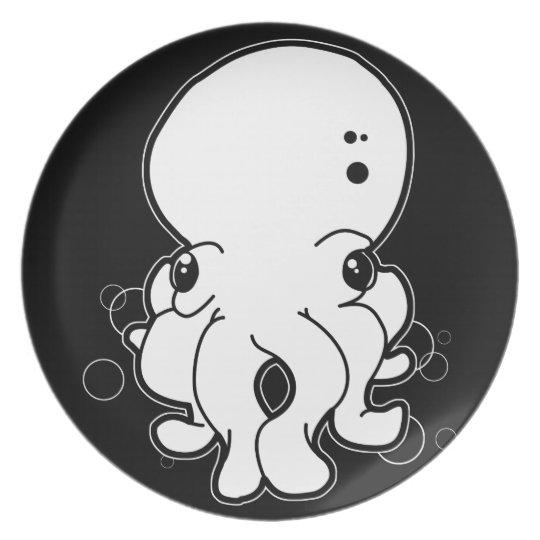 Tako (White) Plate