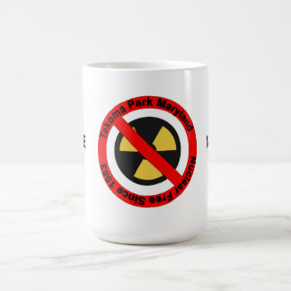 Takoma Park Maryland - Peace Now Coffee Mug